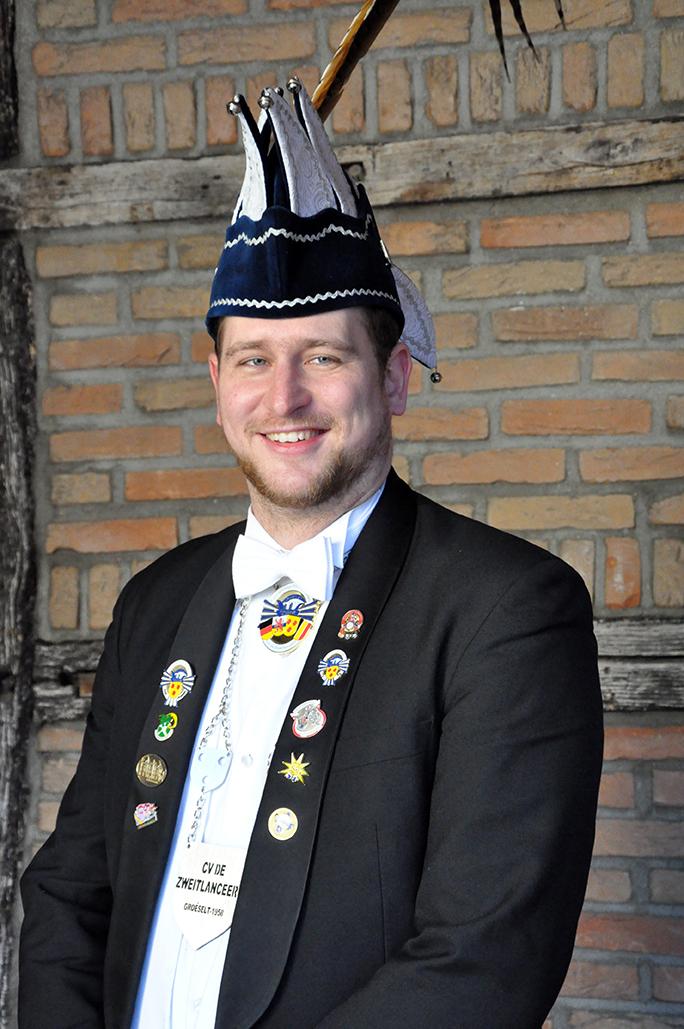 Roger Gorissen - Voorzitter CV de Zweitlanceers